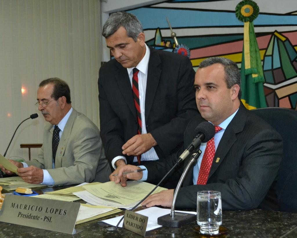 Sessões da Câmara Municipal de Teresópolis passam a ser segundas e quartas