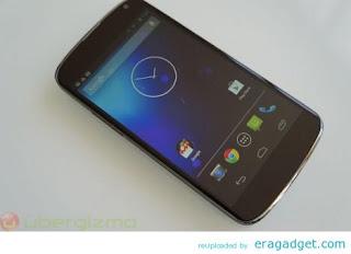 Harga dan Spesifikasi LG Google Nexus 4