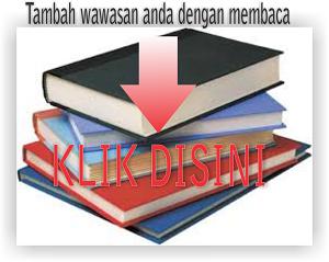 Tambah Wawasan Anda Deangan Membaca