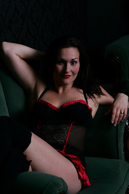 Edinburgh Boudoir Photographer