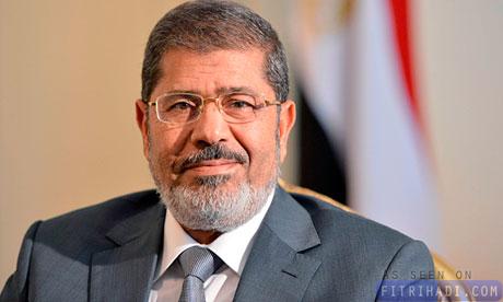 biodata siapa sebenarnya presiden mesir muhamed morsi