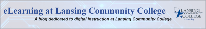 eLearning at Lansing Community College