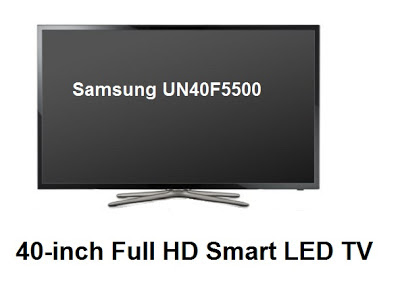 Samsung UN40F5500 review