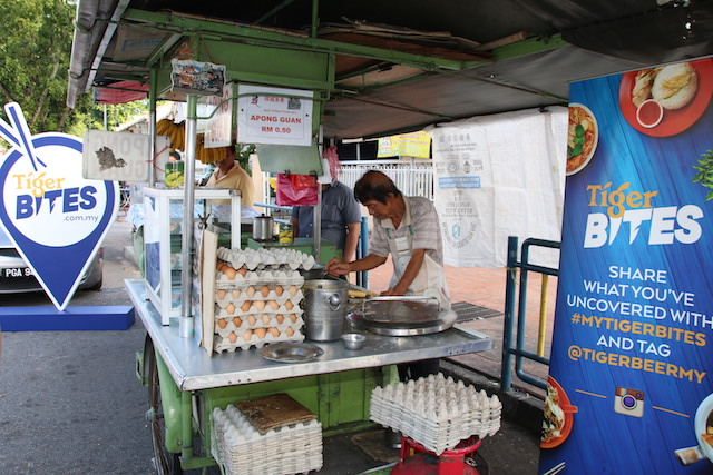 Penang's Apong Guan