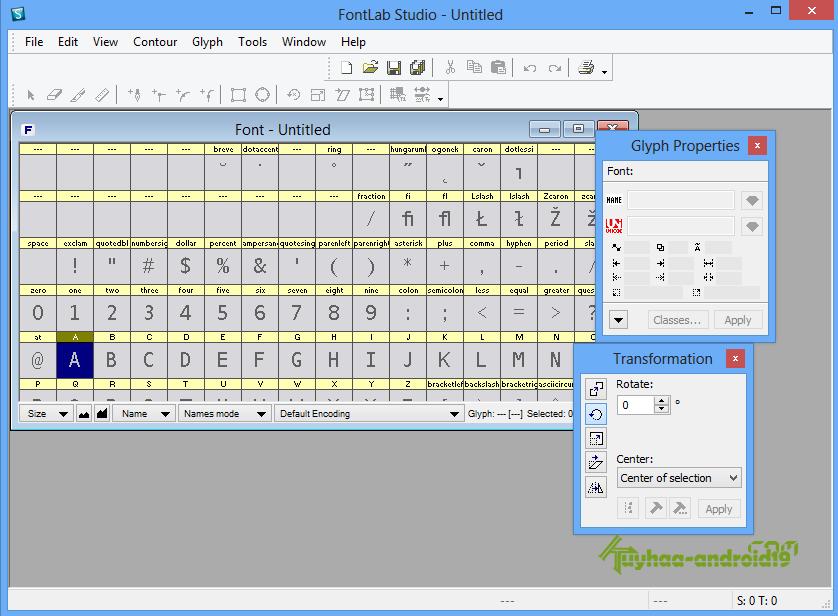 FontStudio Lab