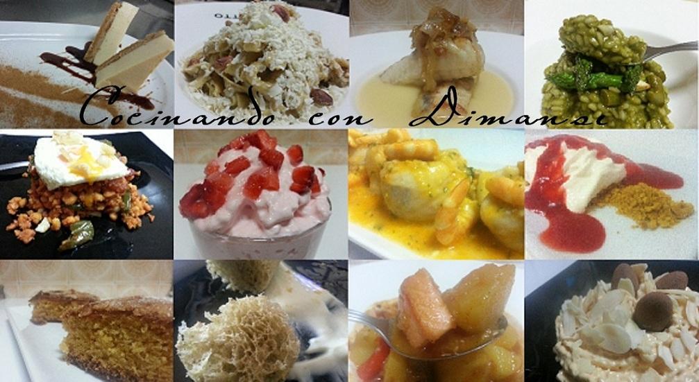 Cocinando con Dimanse