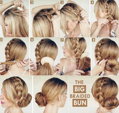 Cara Menata Rambut Cantik Dan Curly Alami 10 Menit