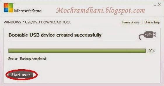 Cara Install Ulang (Reinstall) Window 7 (ISO) Dengan Flashdisk | Moch ...