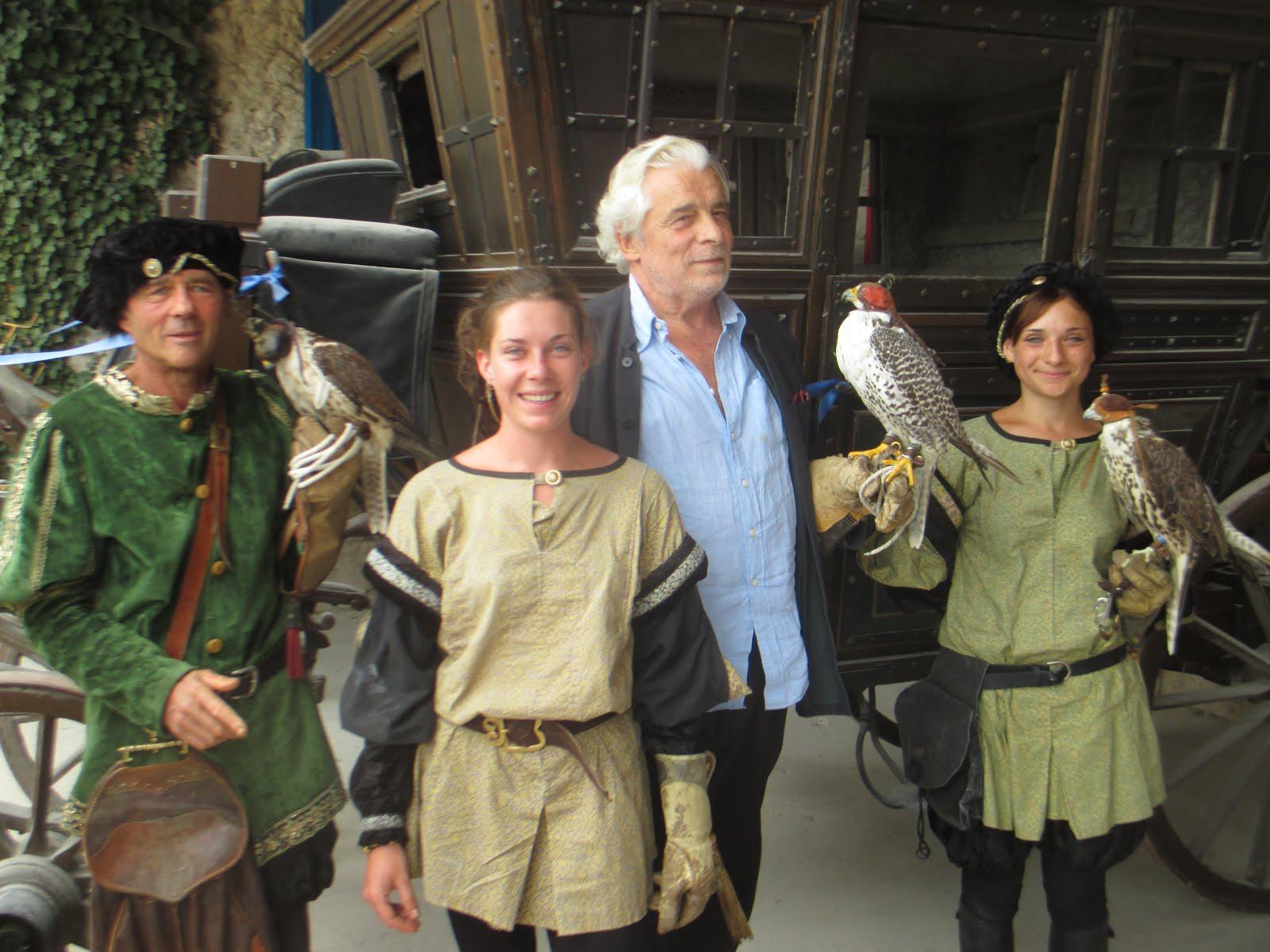 Le Faucon Solognot à Chambord