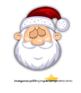 Santa Claus descansando