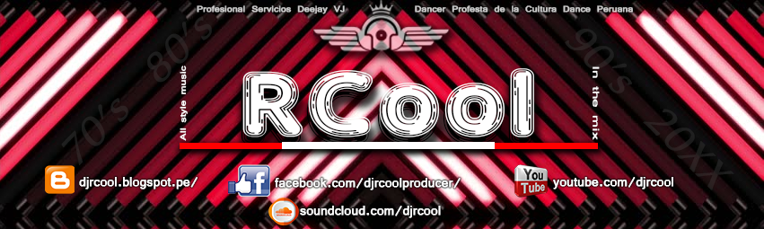 RCool Producer - In the Mix