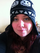Me in a woolly hat!