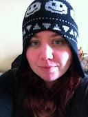 Me in a woolly hat!