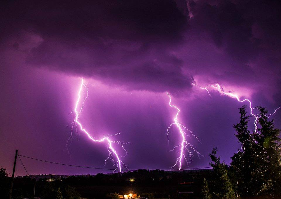 Spectacular photos of Stormy Skies and Weather Phenomena