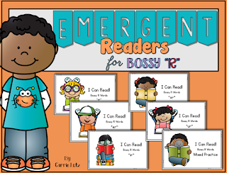 https://www.teacherspayteachers.com/Product/Emergent-Readers-for-Bossy-R-R-Controlled-Vowels-2246997