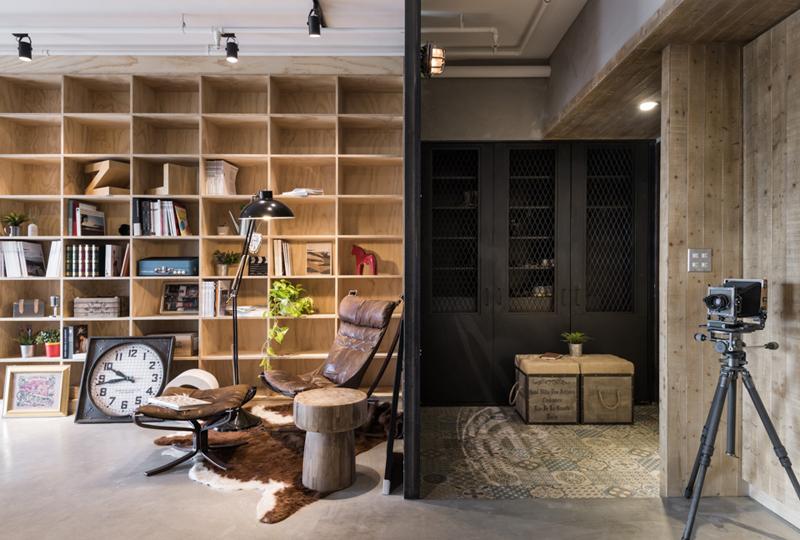 Diseño interior de Loft en Taiwan - ilia estudio interiorismo ilia ...