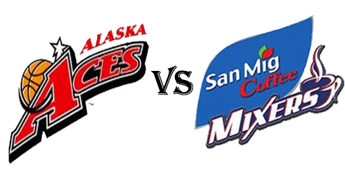 Watch PBA 2012-2013 Alaska Aces vs San Mig Coffee Live Streaming
