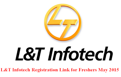L&T Infotech Registration Link for Freshers
