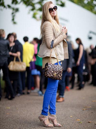 Street Fashion 2012 on Shantal Mode  Dosis De Street Style