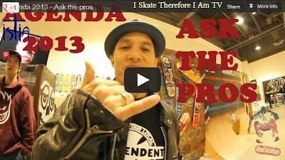 Agenda, Skateboarding Trade show, Christian Hosoi