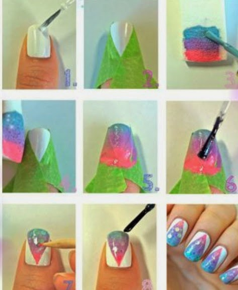 nail technician courses, nail designs, Nail Designs - tutoria