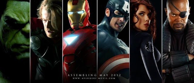 "DARI ""AFTER CREDIT TITLE"" MENUJU THE AVENGERS"