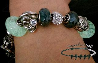 Trollbeads, Novobeads Halloween Bracelet