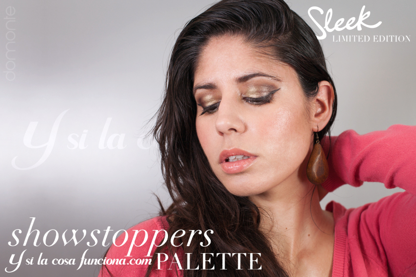 Portada Review Paleta Showstoppers de Sleek