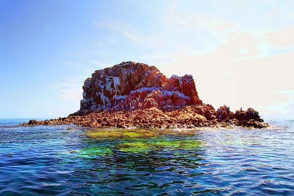 Las islas del Mar de Cortés, Patrimonio de la Humanidad