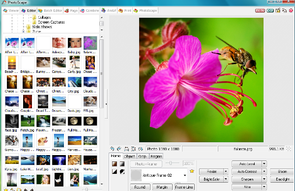 PhotoScape 2014 For Windows Download Free
