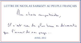 La lettre aux Français ou le testament d'un perdant