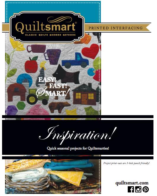 Quiltsmart inspirations printable binder cover image