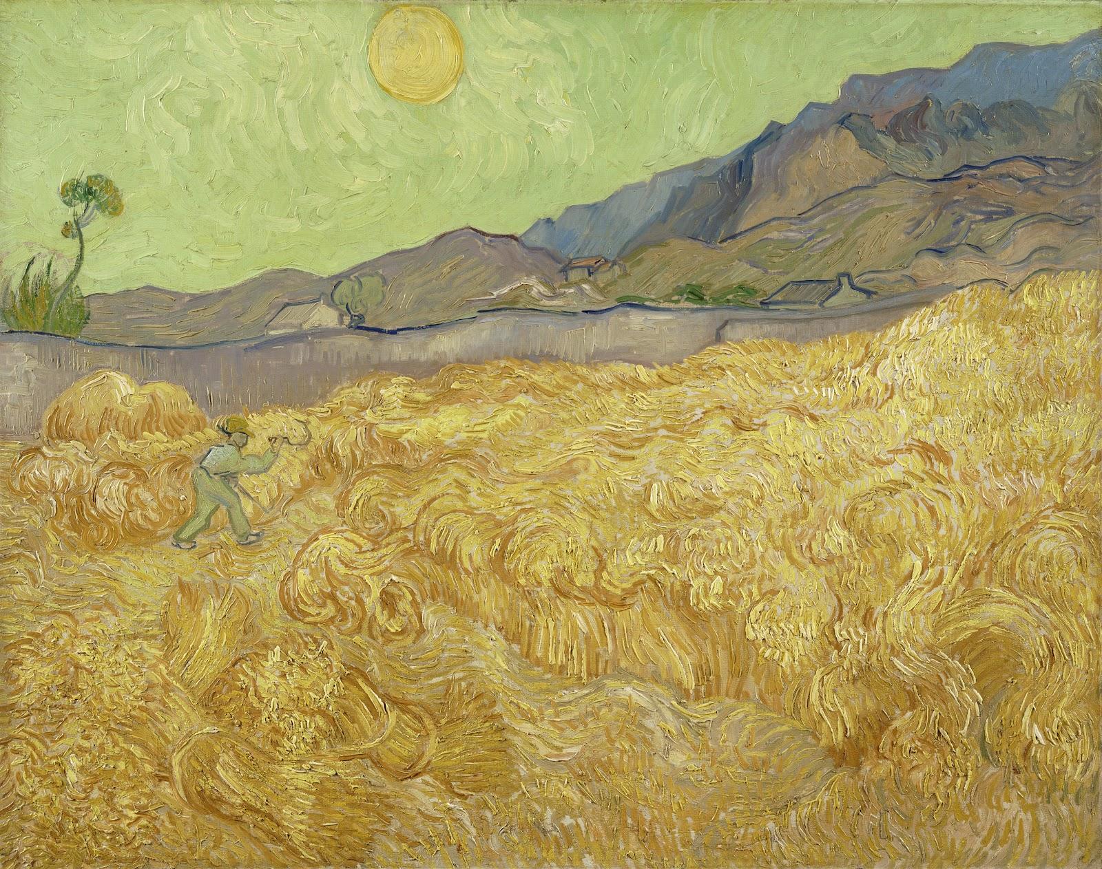 Symbolist landscapes in Scotland, including Munch, Gauguin ...