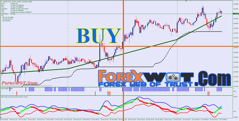 Forex momentum trend trading system