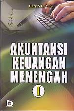 toko buku rahma: buku akuntansi keuangan menengah, pengarang heri, penerbit bumi aksara