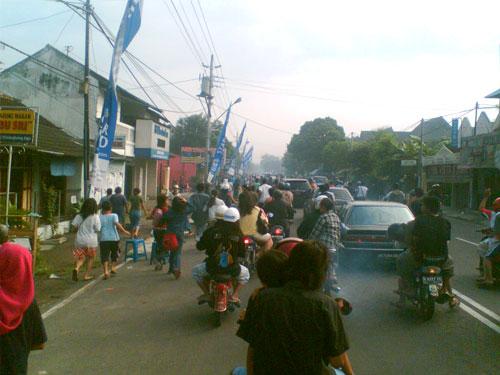 setelah gempa jogja isu tsunami menggegerkan penduduk jogja