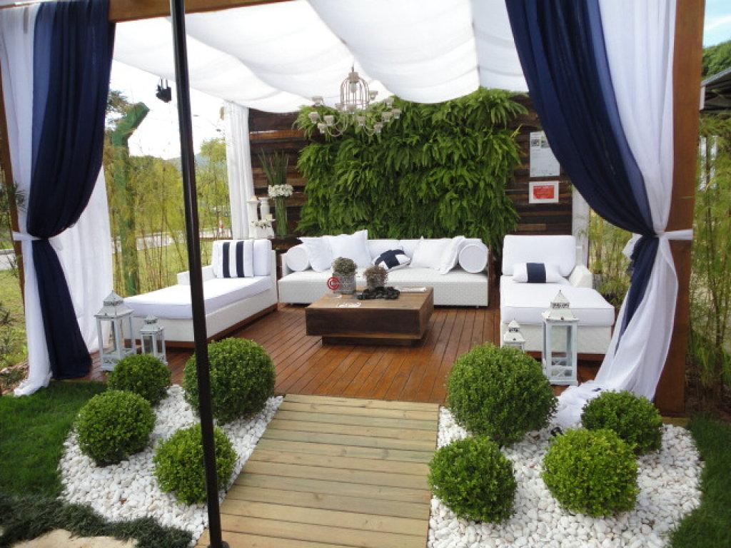 Decoracion terrazas y jardines for Paisajismo patios