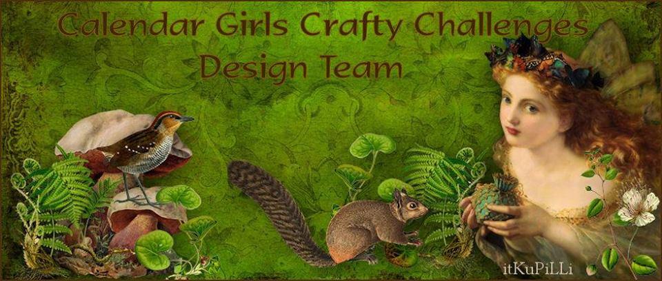 DT Calender Girls Crafty
