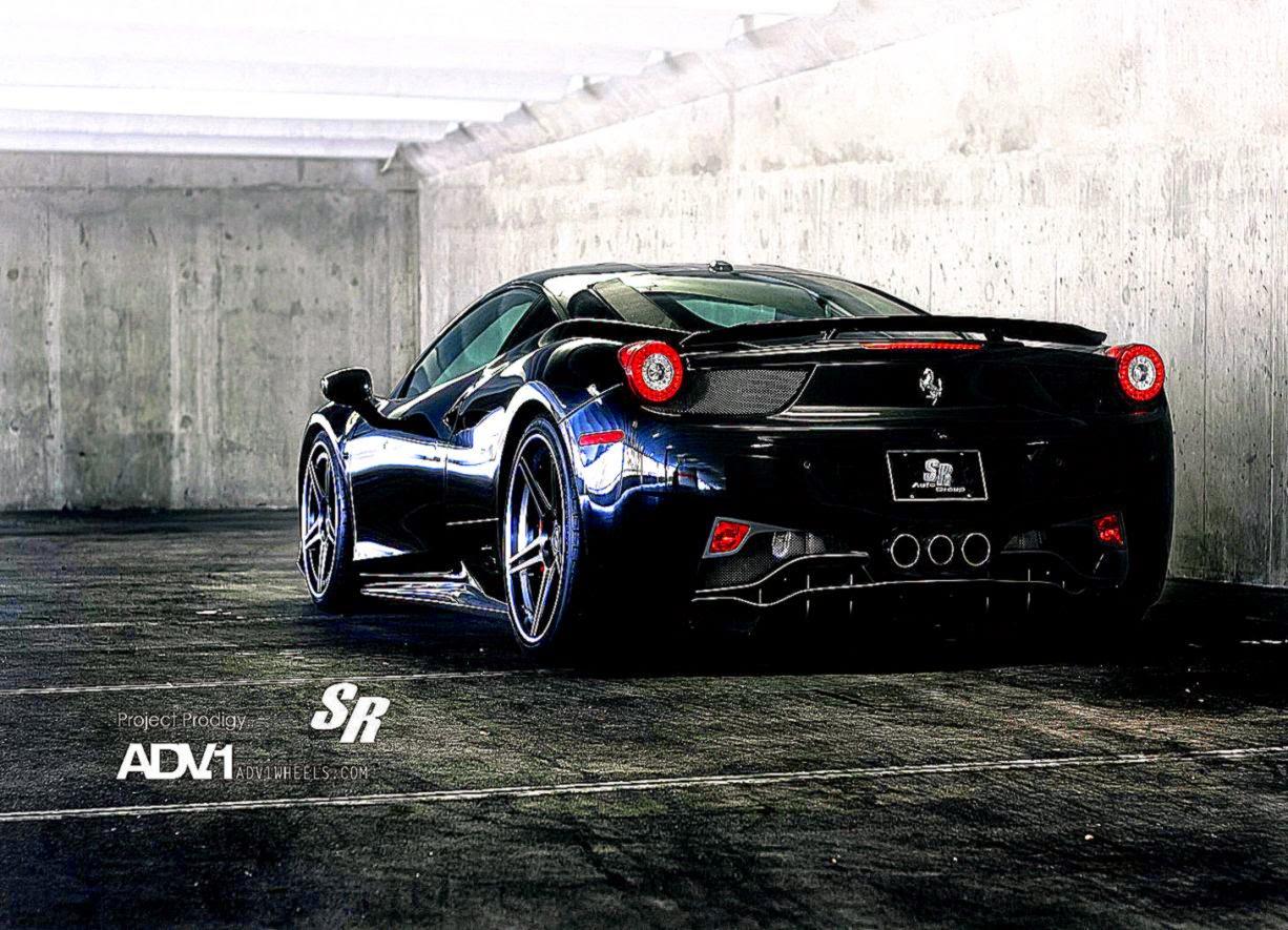 Ferrari 458 Spider Italia Hd Photos Wallpaper