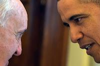 El Papa y Obama
