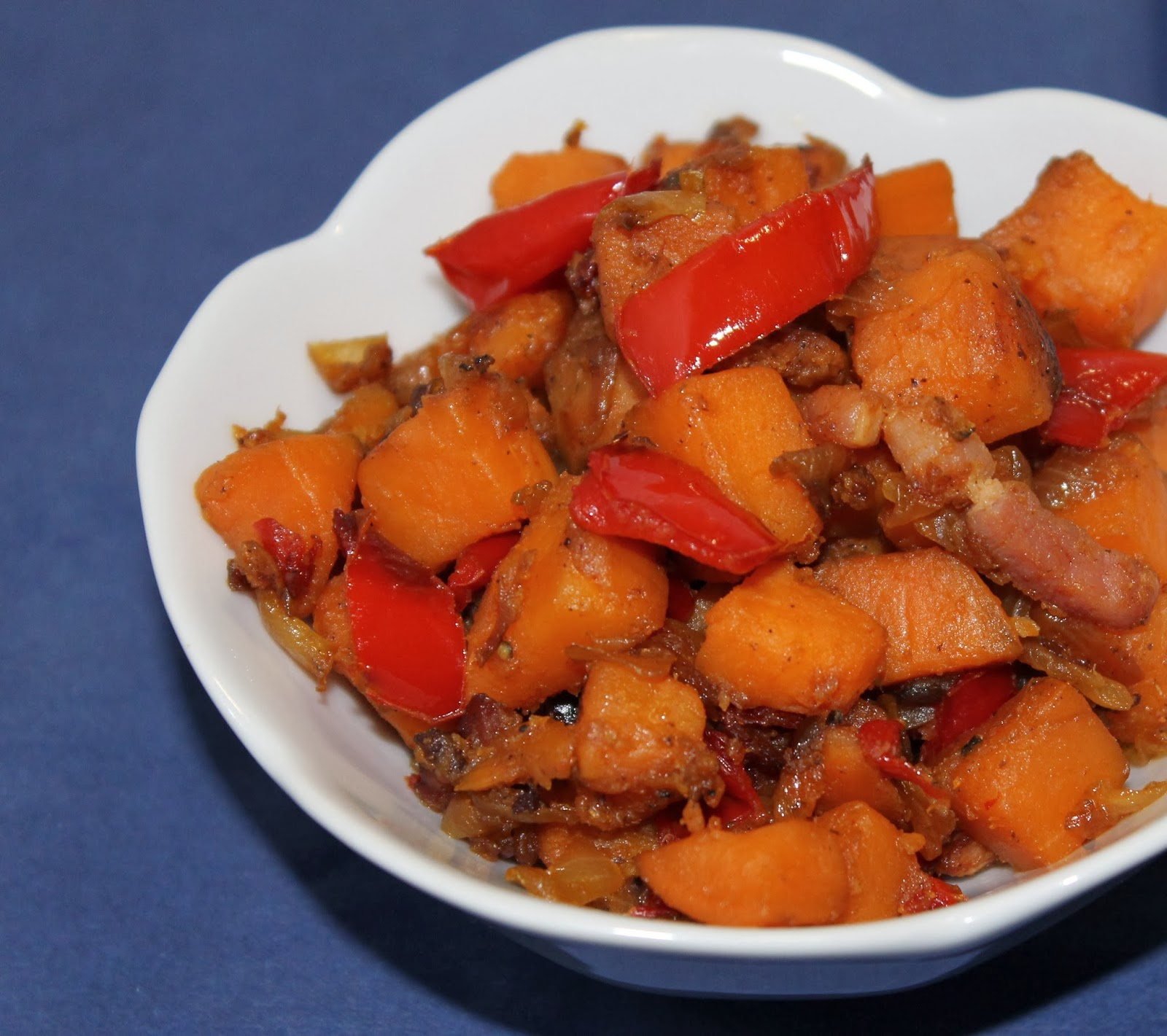 Dianas Cook Blog Cuisine Rapide Poêlée De Patates Douces - Cuisiner les patates douces
