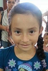 Nahomy - Honduras (HO-416), Age 9