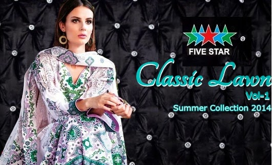 Five Star Classic Lawn 2014