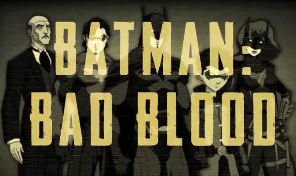 [DC Animated] - Batman: Silêncio, Legado de Sangue, Cinco Fatais, etc... - Página 2 Batman