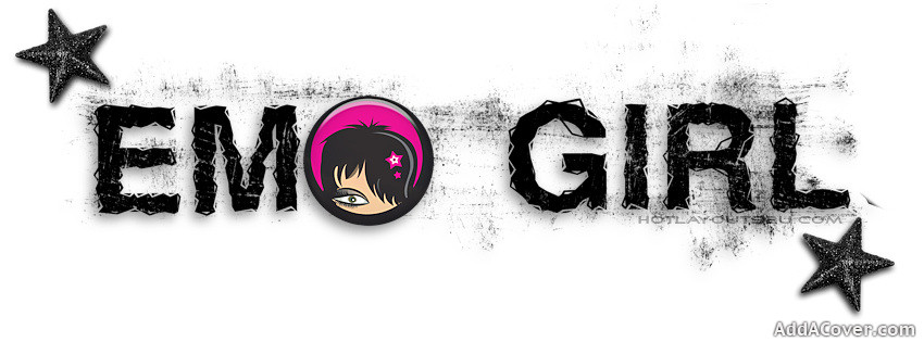 EMO Girl Cover For Facebook