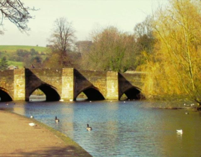 Bridge in the Peak District