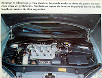 motor ford mondeo ghia