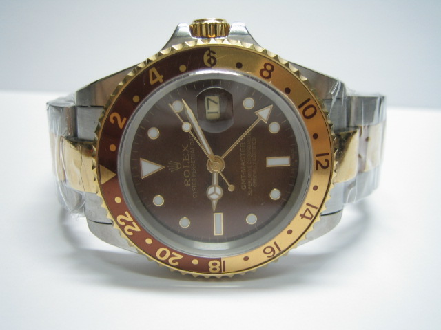 day goes by that you don't get a SPAM e-mail advertising fake Rolex