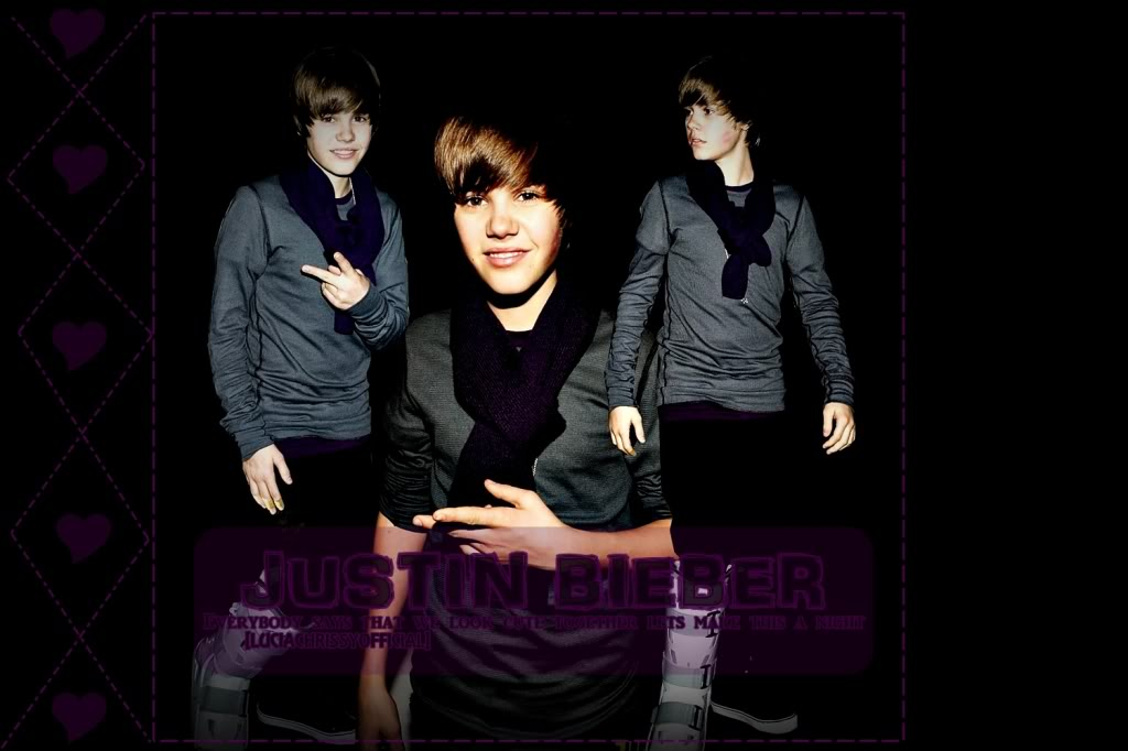 justin bieber collage wallpaper. justin bieber collage