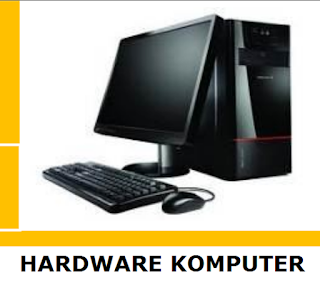 Pengertian Hardware